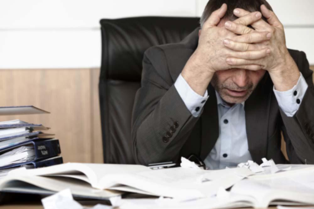 Burnout au bureau