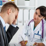 Consultation chez un médecin